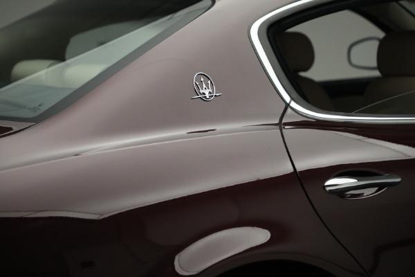 Used 2011 Maserati Quattroporte for sale Sold at Alfa Romeo of Westport in Westport CT 06880 26