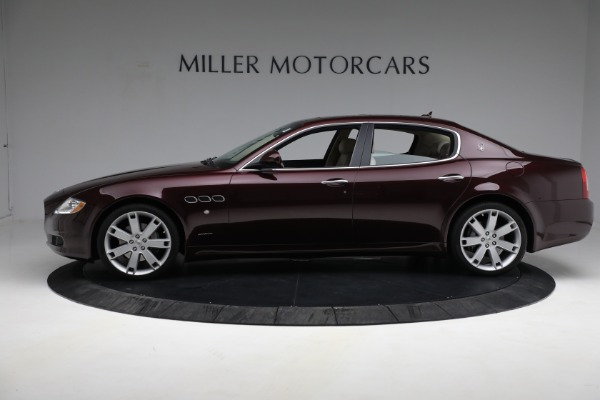 Used 2011 Maserati Quattroporte for sale Sold at Alfa Romeo of Westport in Westport CT 06880 4