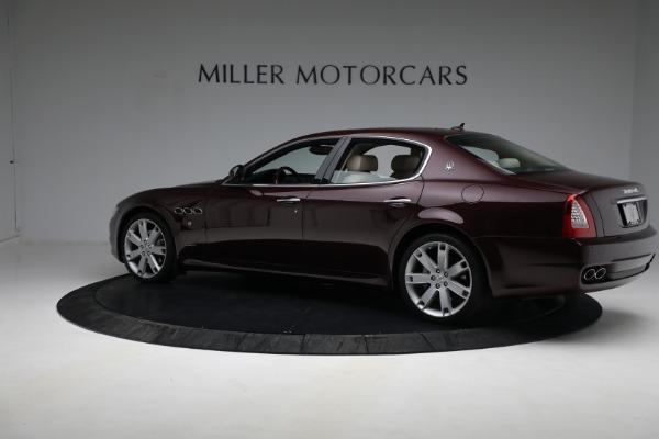 Used 2011 Maserati Quattroporte for sale Sold at Alfa Romeo of Westport in Westport CT 06880 5
