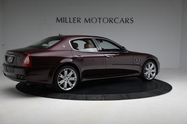 Used 2011 Maserati Quattroporte for sale Sold at Alfa Romeo of Westport in Westport CT 06880 9