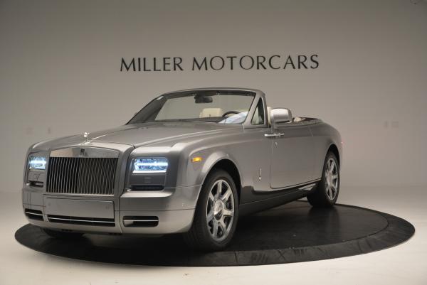 Used 2015 Rolls-Royce Phantom Drophead Coupe for sale Sold at Alfa Romeo of Westport in Westport CT 06880 2