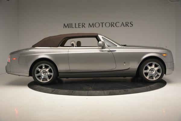 Used 2015 Rolls-Royce Phantom Drophead Coupe for sale Sold at Alfa Romeo of Westport in Westport CT 06880 22
