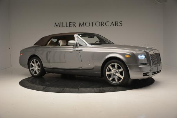 Used 2015 Rolls-Royce Phantom Drophead Coupe for sale Sold at Alfa Romeo of Westport in Westport CT 06880 23