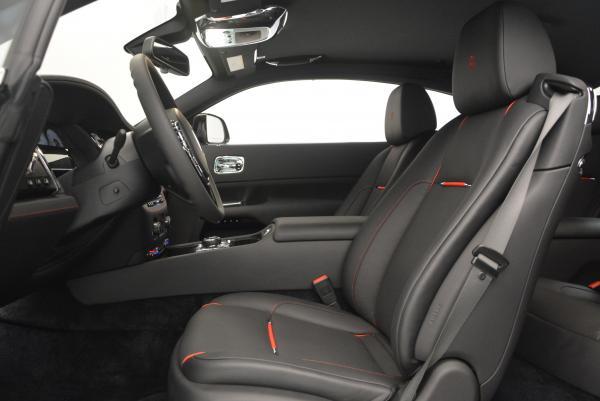 Used 2017 Rolls-Royce Wraith for sale Sold at Alfa Romeo of Westport in Westport CT 06880 18