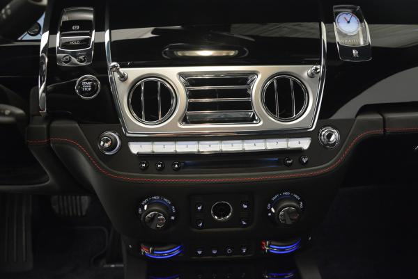Used 2017 Rolls-Royce Wraith for sale Sold at Alfa Romeo of Westport in Westport CT 06880 19