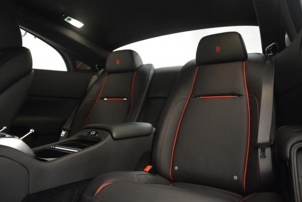 Used 2017 Rolls-Royce Wraith for sale Sold at Alfa Romeo of Westport in Westport CT 06880 22