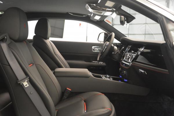Used 2017 Rolls-Royce Wraith for sale Sold at Alfa Romeo of Westport in Westport CT 06880 25