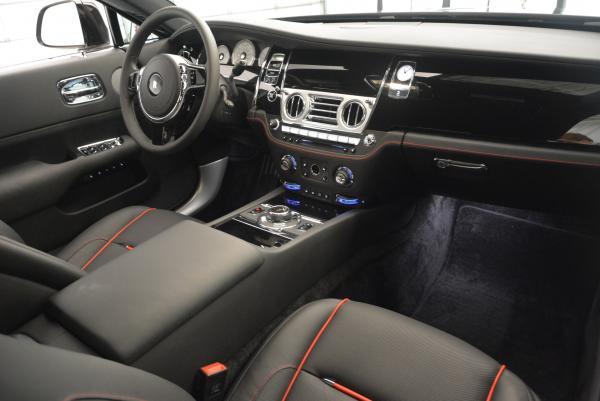 Used 2017 Rolls-Royce Wraith for sale Sold at Alfa Romeo of Westport in Westport CT 06880 26