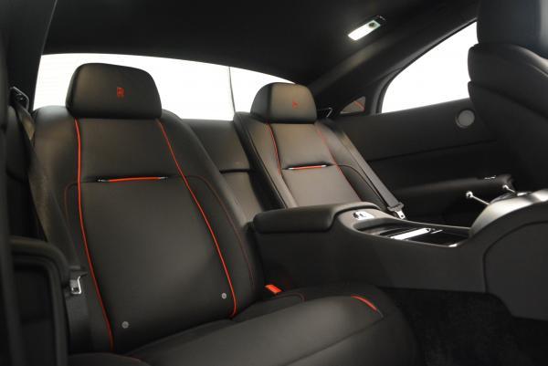 Used 2017 Rolls-Royce Wraith for sale Sold at Alfa Romeo of Westport in Westport CT 06880 27