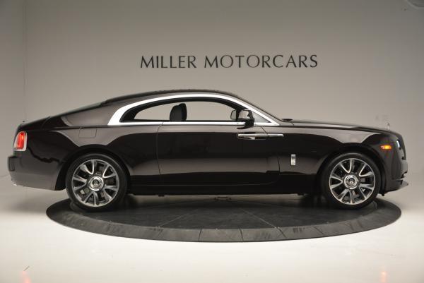 Used 2017 Rolls-Royce Wraith for sale Sold at Alfa Romeo of Westport in Westport CT 06880 8
