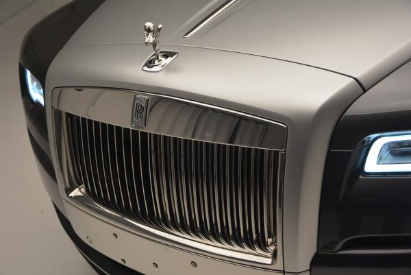 Used 2016 Rolls-Royce Ghost for sale Sold at Alfa Romeo of Westport in Westport CT 06880 27