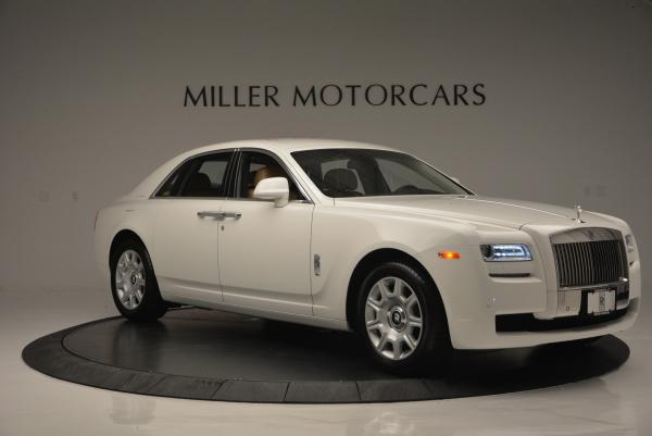 Used 2013 Rolls-Royce Ghost for sale Sold at Alfa Romeo of Westport in Westport CT 06880 11