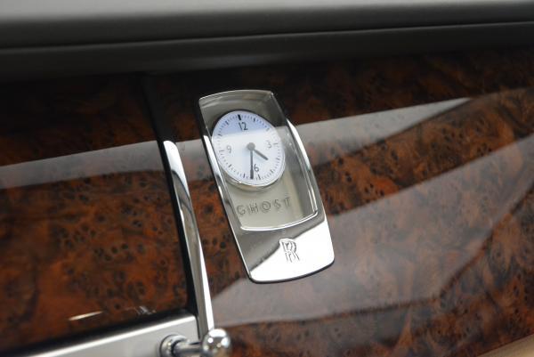 Used 2013 Rolls-Royce Ghost for sale Sold at Alfa Romeo of Westport in Westport CT 06880 20