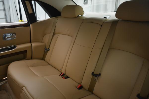 Used 2013 Rolls-Royce Ghost for sale Sold at Alfa Romeo of Westport in Westport CT 06880 25