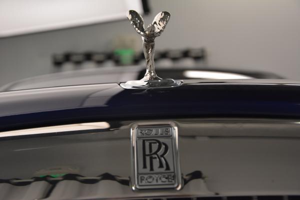 Used 2016 Rolls-Royce Ghost Series II for sale Sold at Alfa Romeo of Westport in Westport CT 06880 18