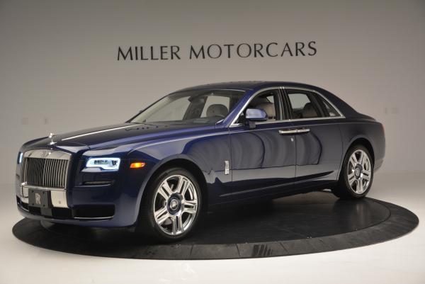 Used 2016 Rolls-Royce Ghost Series II for sale Sold at Alfa Romeo of Westport in Westport CT 06880 2