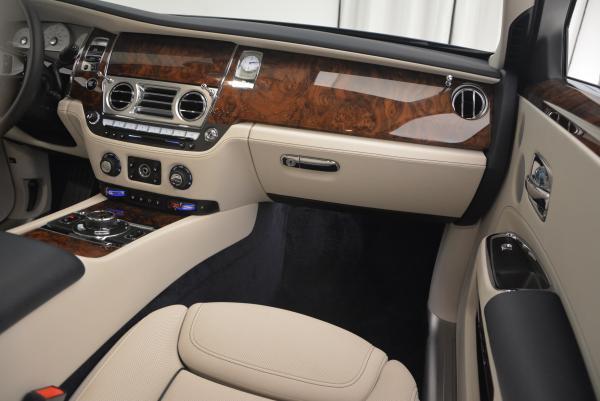 Used 2016 Rolls-Royce Ghost Series II for sale Sold at Alfa Romeo of Westport in Westport CT 06880 23
