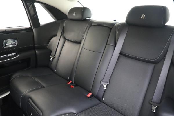 Used 2017 Rolls-Royce Ghost for sale Sold at Alfa Romeo of Westport in Westport CT 06880 16