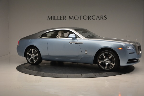 Used 2015 Rolls-Royce Wraith for sale Sold at Alfa Romeo of Westport in Westport CT 06880 10