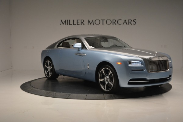 Used 2015 Rolls-Royce Wraith for sale Sold at Alfa Romeo of Westport in Westport CT 06880 11