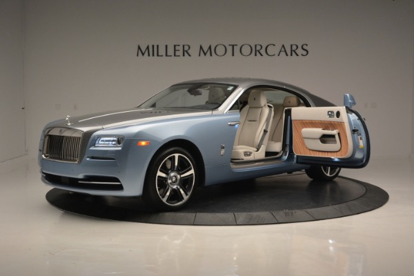 Used 2015 Rolls-Royce Wraith for sale Sold at Alfa Romeo of Westport in Westport CT 06880 14