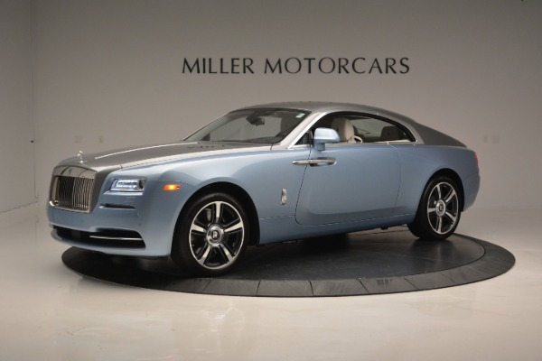 Used 2015 Rolls-Royce Wraith for sale Sold at Alfa Romeo of Westport in Westport CT 06880 2