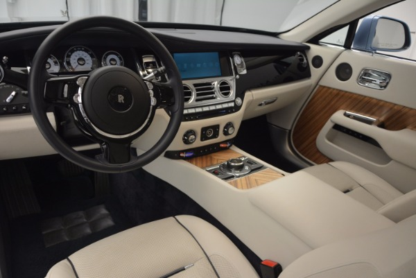 Used 2015 Rolls-Royce Wraith for sale Sold at Alfa Romeo of Westport in Westport CT 06880 24