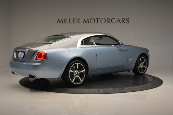 Used 2015 Rolls-Royce Wraith for sale Sold at Alfa Romeo of Westport in Westport CT 06880 8