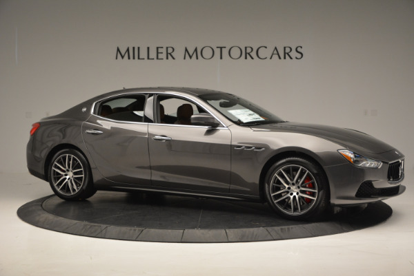 Used 2017 Maserati Ghibli S Q4  EX-LOANER for sale Sold at Alfa Romeo of Westport in Westport CT 06880 10