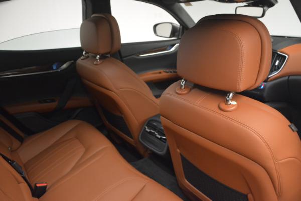 Used 2017 Maserati Ghibli S Q4  EX-LOANER for sale Sold at Alfa Romeo of Westport in Westport CT 06880 22