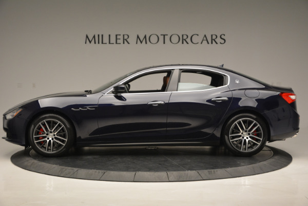 Used 2017 Maserati Ghibli S Q4 - EX Loaner for sale Sold at Alfa Romeo of Westport in Westport CT 06880 3