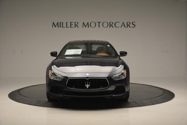 Used 2017 Maserati Ghibli S Q4 - EX Loaner for sale Sold at Alfa Romeo of Westport in Westport CT 06880 12