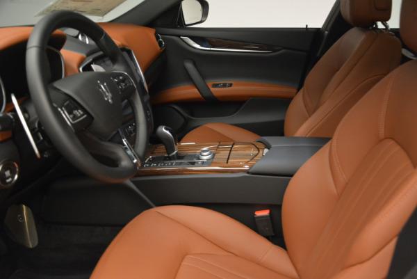 Used 2017 Maserati Ghibli S Q4 - EX Loaner for sale Sold at Alfa Romeo of Westport in Westport CT 06880 14