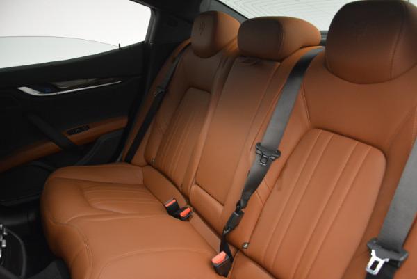 Used 2017 Maserati Ghibli S Q4 - EX Loaner for sale Sold at Alfa Romeo of Westport in Westport CT 06880 18