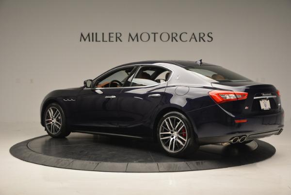 Used 2017 Maserati Ghibli S Q4 - EX Loaner for sale Sold at Alfa Romeo of Westport in Westport CT 06880 4