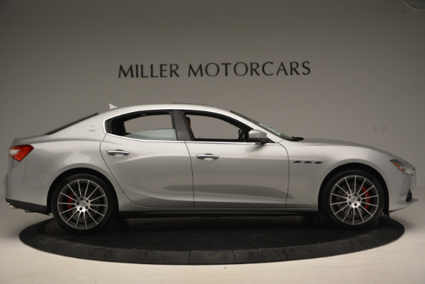 New 2017 Maserati Ghibli S Q4 for sale Sold at Alfa Romeo of Westport in Westport CT 06880 9