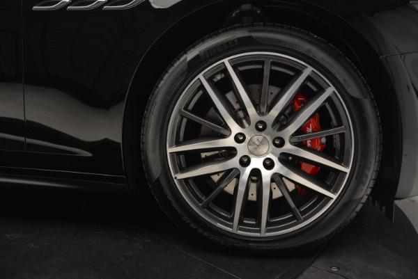 Used 2017 Maserati Ghibli S Q4 - EX Loaner for sale Sold at Alfa Romeo of Westport in Westport CT 06880 11