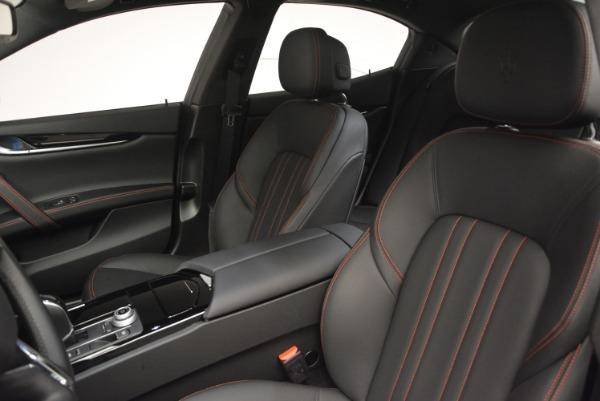 Used 2017 Maserati Ghibli S Q4 - EX Loaner for sale Sold at Alfa Romeo of Westport in Westport CT 06880 16