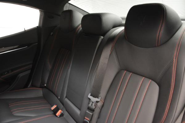 Used 2017 Maserati Ghibli S Q4 - EX Loaner for sale Sold at Alfa Romeo of Westport in Westport CT 06880 19