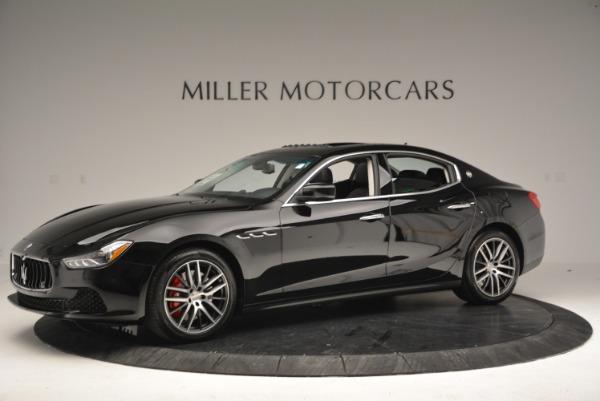 Used 2017 Maserati Ghibli S Q4 - EX Loaner for sale Sold at Alfa Romeo of Westport in Westport CT 06880 2