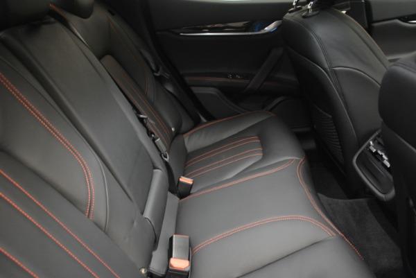 Used 2017 Maserati Ghibli S Q4 - EX Loaner for sale Sold at Alfa Romeo of Westport in Westport CT 06880 24