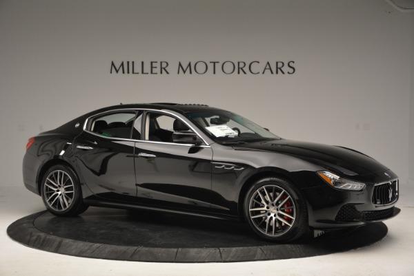 Used 2017 Maserati Ghibli S Q4 - EX Loaner for sale Sold at Alfa Romeo of Westport in Westport CT 06880 5
