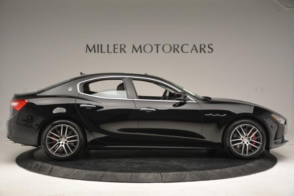 Used 2017 Maserati Ghibli S Q4 - EX Loaner for sale Sold at Alfa Romeo of Westport in Westport CT 06880 6