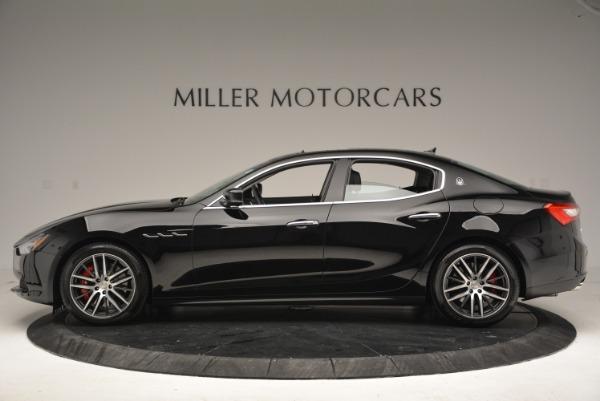 Used 2017 Maserati Ghibli S Q4 - EX Loaner for sale Sold at Alfa Romeo of Westport in Westport CT 06880 7