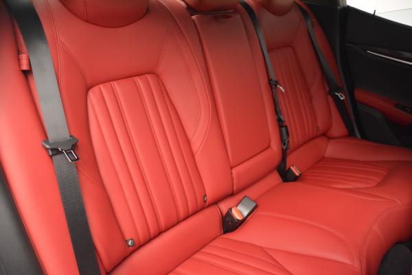 New 2016 Maserati Ghibli S Q4 for sale Sold at Alfa Romeo of Westport in Westport CT 06880 24