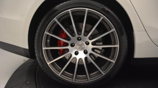 New 2016 Maserati Ghibli S Q4 for sale Sold at Alfa Romeo of Westport in Westport CT 06880 25