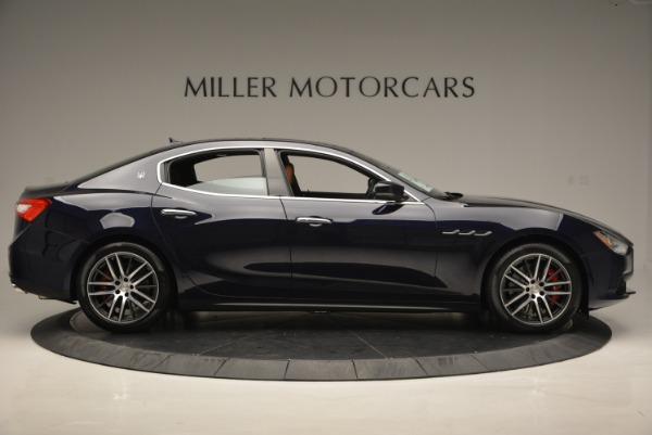 New 2017 Maserati Ghibli S Q4 for sale Sold at Alfa Romeo of Westport in Westport CT 06880 9