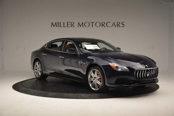 New 2017 Maserati Quattroporte S Q4 for sale Sold at Alfa Romeo of Westport in Westport CT 06880 11