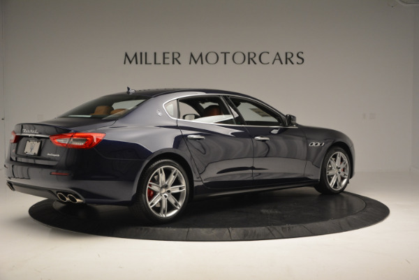 New 2017 Maserati Quattroporte S Q4 for sale Sold at Alfa Romeo of Westport in Westport CT 06880 8
