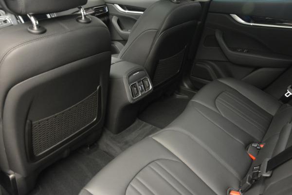 New 2017 Maserati Levante 350hp for sale Sold at Alfa Romeo of Westport in Westport CT 06880 16